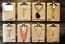 jewelry display inspiration