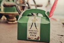 Parties : Peter Pan Party / A Peter Pan inspiration board for my 5 year old's birthday party