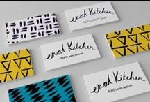 Business Cards / by Adrienne Kerr