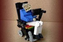 Lego / Accompanying articles at award-winning blog http://lilywight.com/