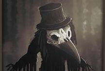 Macabre / Accompanying articles at award-winning blog http://lilywight.com/