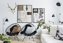 Living Room - Decor / Living Room Design and Decor