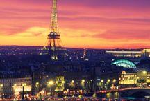 PARIS / by Maria Vargas-Uribe
