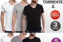 Torrente Couture / A vous les promos et ventes flash sur trend-corner pour faire votre choix parmi notre sélection de la marque Torrente Couture. Une livraison rapide, des petits prix et en avant pour le plaisir