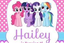 Parties : My Little Pony