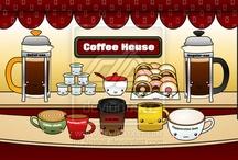 Coffee - aah! / coffee, java, joe / by Patricia Larkin