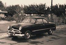 vintage automobiles / by Marty Akin