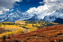 Colorado  / Colorado = The best state in America.