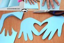 Create * Kid Crafts / by Harriet Cameron