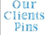 Clients Pins / Pins On Our Client Boards / by Your Social Media Company
