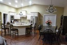 Kitchen ideas / by Linda Chatwin