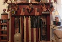 Americana Home Decor / by Prim Mart