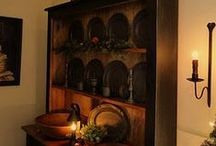 Primitive Cupboards / by Prim Mart