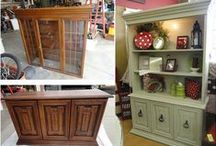 DIY Home Decor Projects / Tutorials and DIY ideas for DIY home decorating.