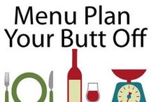 Menu Planning / by Julie Smith McPherson