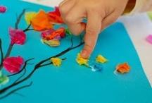 Montessori and Homeschooling: Art / by ohanalog