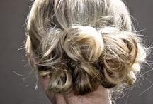 hair / by Leanne Towle