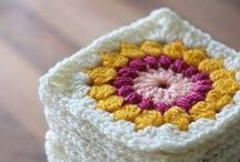 Crochet - Tips, How-to, Motifs, Stitches, etc. / by Kate T