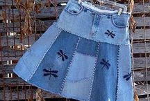 DIY Recycled clothing
