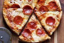 Pizza / by Rachel {Baked by Rachel}
