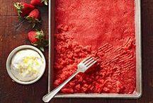Strawberries / by Rachel {Baked by Rachel}