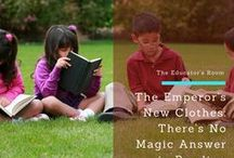 Reading / Reading resources for teachers K-12. #reading