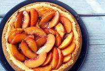 Peaches / by Rachel {Baked by Rachel}