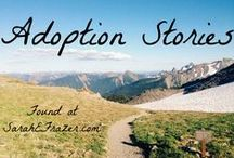Glorious Adoption / Quotes and resources for infant, baby, older child, domestic, international, and even foster care adoption. Great adoption stories, even letters to birth mothers. Resources and books about adoption.