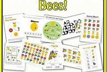 Bug Homeschool Units--Bugs