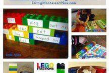 Bug Homeschool Units--Legos