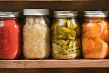 Food: Canning and Preserving / by Marquette Mower