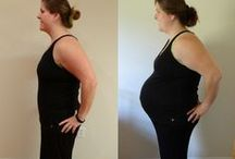 A Healthy Pregnancy / A healthy pregnancy.  Foods for pregnancy and workouts.