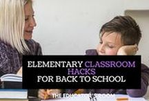 Elementary School (K-5) / Best practices for K-5 elementary students and teachers.