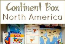 Homeschool US Geography