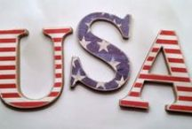 Memorial Day & 4th of July / Show your patriotism with these great memorial day and 4th of July crafts, food, and celebration ideas.