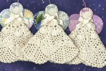 DIY Recycled Hankies, Doilies, Linens, and Lace