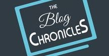 The Blog Chronicles Podcast / Interviews with world renowned blog owners and mid-tier bloggers chasing their dreams.