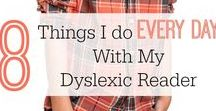 Dyslexia / Are you curious about how to help students with dyslexia? Or are you looking for strategies to use with your dyslexic students?