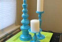 DIY Ideas / DIY projects; crafts , home decor / by BluKatDesign