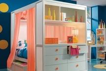 Kid's Room / rooms that nurture and inspire children / by Rhonda Aldrich