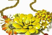 Handmade  Artisan and Upcycled Jewelry, BluKatDesign on Etsy / Love handmade jewelry? Find artisan and upcycled jewelry, gifts by BluKatDesign on Etsy. Nothing here is mass produced!  Unique and one-of-a-kind statement necklaces, pendants, dangle earrings!  You will get noticed wearing these colorful accessories!
