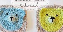 Crochet Inspirations / A collection of beautiful crochet inspirations.