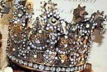 crown, tiaras and sparkle