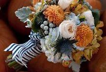 Trend: Wedding Stripes / Stripes go formal (or, weddings get striped?)