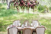 Outdoor Weddings / Outdoor wedding inspiration for every type of venue and budget.