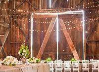 Country Cowgirl Rustic Wedding / A country wedding can be simple and elegant.