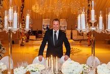 Colin Cowie / Here's a peek at wedding designer Colin Cowie creating special days for lucky couples. / by Colin Cowie Weddings
