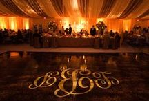 Event Floors / Custom flooring at a wedding, including the dance floor, aisle, carpeting and runners, can transform a venue. / by Colin Cowie Weddings