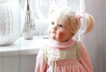 dolls / by Linda Maitland