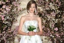 Would You Wear It? / It goes without saying that we love fashion, especially when it's innovative and different. But just because a dress is a gorgeous work of art doesn't mean you're prepared to wear it on your big day-- and even if you would never wear it, it doesn't mean you can't appreciate how fabulous it is! We've pulled wedding gowns straight from the runways to ask you just one question: Would you wear it?